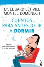 cuentos para antes de ir a dormir-eduard estivill-montse domenech-9788408099789