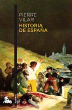 historia de españa-pierre vilar-9788408112389