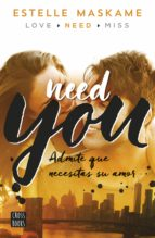 need you (you 2) estelle maskame 9788408149989