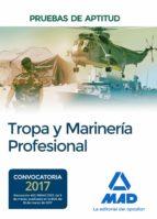 pruebas de aptitud para el acceso a tropa y marineria profesional 9788414206089