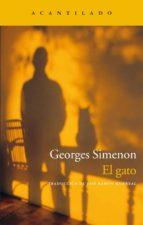 el gato georges simenon 9788415277989