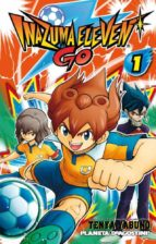 inazuma eleven go! nº01-ten ya yabuno-9788415480389