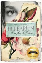 herbarium. las flores de gideon anna casanovas 9788416327089