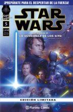 star wars 5 episodio iii (primera parte) 9788416401789
