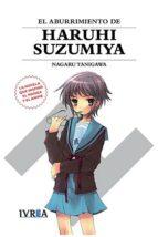 el aburrimiento de haruhi suzumiya (novela) nueva edicion nagaru tanigawa noizi ito 9788416604289