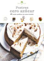 sabores & bienestar: postres cero azucar 9788416641789