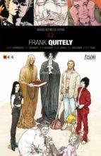 grandes autores de vertigo: frank quitely bronwyn carlton bruce jones 9788416660889