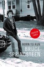 born to run (cat): memories-bruce springsteen-9788416665389