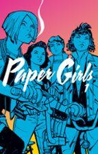 paper girls tomo nº 01/04-brian k. vaughan-cliff chiang-9788416767489
