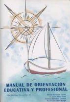 manual de orientacion educativa y profesional-pilar martinez claret-9788417010089