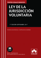 ley de la jurisdicción voluntaria 9788417135089