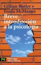 breve introduccion a la psicologia-gillian butler-freda mcmanus-9788420639789