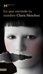lo que esconde tu nombre (ebook)-clara sanchez-9788423345489