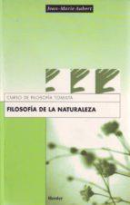 filosofia de la naturaleza-jean-marie aubert-9788425405389