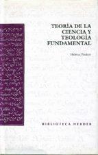 teoria de la ciencia y teologia fundamental, analisis del enfoque y de la naturaleza de la formacion de la teoria teologica-helmut peukert-9788425420689