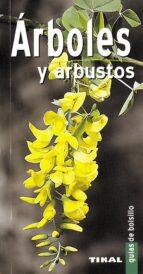 arboles y arbustos 9788430558889