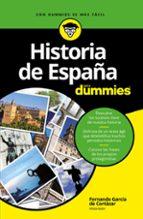 historia de españa para dummies-fernando garcia de cortazar-9788432903489