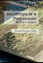 metodología de la programación-antonio garrido carrillo-9788433858689