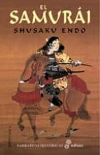 el samurai shusaku endo 9788435005289