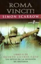 roma vincit!: libro ii de quinto licinio cato-simon scarrow-9788435018289