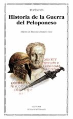 historia de la guerra del peloponeso pericles de tucidides 9788437607689