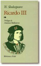 ricardo iii-william shakespeare-9788441402089