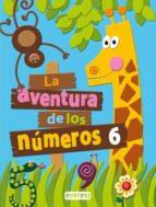 la aventura de los números 6-9788444176789