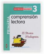 destrezas básicas. comprensión lectora 3 3 3º primaria catala 9788466132589