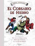 el corsario de hierro nº 4: el circo de bambadabum y otras aventu ras-victor mora-9788466643689
