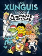 los xunguis nº 1: olimpiadas galacticas-9788466651189