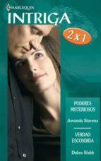 poderes misteriosos; verdad escondida-amanda stevens-9788467158489