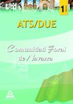 ATS/DUE DE LA COMUNIDAD FORAL DE NAVARRA. TEMARIO PARTE ESPECIFIC A. VOLUMEN I