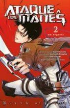 ataque a los titanes: no regrets 2 hajime isayama 9788467918489