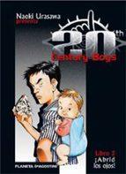 20th century boys nº2 naoki urasawa 9788468472089