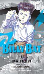 billy bat nº 6-naoki urasawa-takashi nagasaki-9788468476889