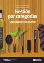 gestion por categorias: optimizacion del surtido-francisco serra sedeño-alberto morant cimas-9788473566889