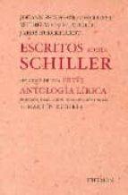 escritos sobre schiller seguidos de una breve antologia lirica-wilhelm von humboldt-johann wolfgang von goethe-jacob burckhardt-9788475177489