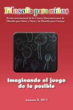 El libro de Filosofia para niños 8 autor VV.AA. DOC!