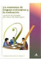 la enseñanza de lenguas extranjeras y la evaluacion gretel eres fernandez 9788476357989