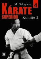 karate superior 4: kumite 2 masatoshi nakayama 9788479025489