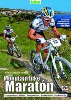 mountain bike maraton christoph listmann 9788479029289