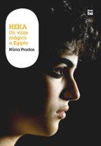 heka: un viaje magico a egipto nuria pradas 9788483430989