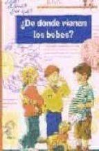 ¿de donde vienen los bebes?-doris rubel-9788484231189
