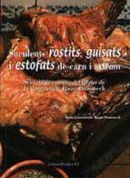 suculents rostits, guisats i estofats de carn i aviram-ignasi domenech-9788489890589