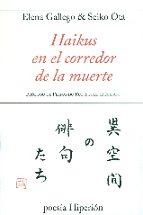 haikus en el corredor de la muerte-seiko ota-elena gallego-9788490020289