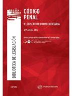 civitas: codigo penal y legislacion complementaria (42ª ed.) julio diaz maroto y villarejo 9788491357889