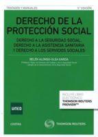 derecho de la proteccion social (3ª ed.)-belen alonso-olea garcia-9788491358589
