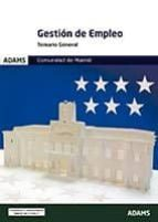 gestion de empleo temario general comunidad de madrid-9788491473589