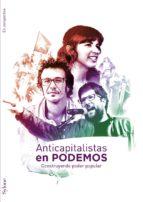 anticapitalistas en podemos 9788494298189