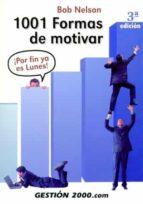 1001 formas de motivar-bob nelson-9788496426689